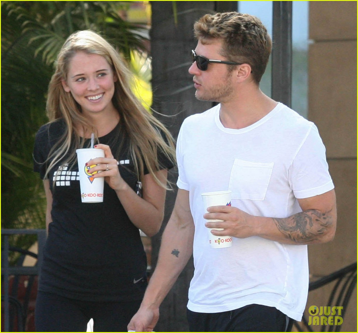 ryan phillippe paulina slagter coldplay lunch 07