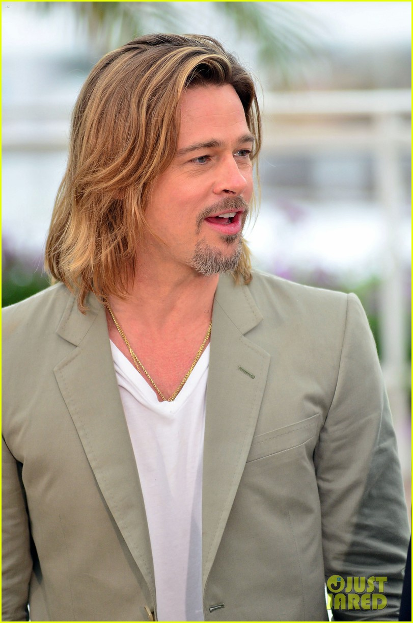 brad pitt cannes photocall 06