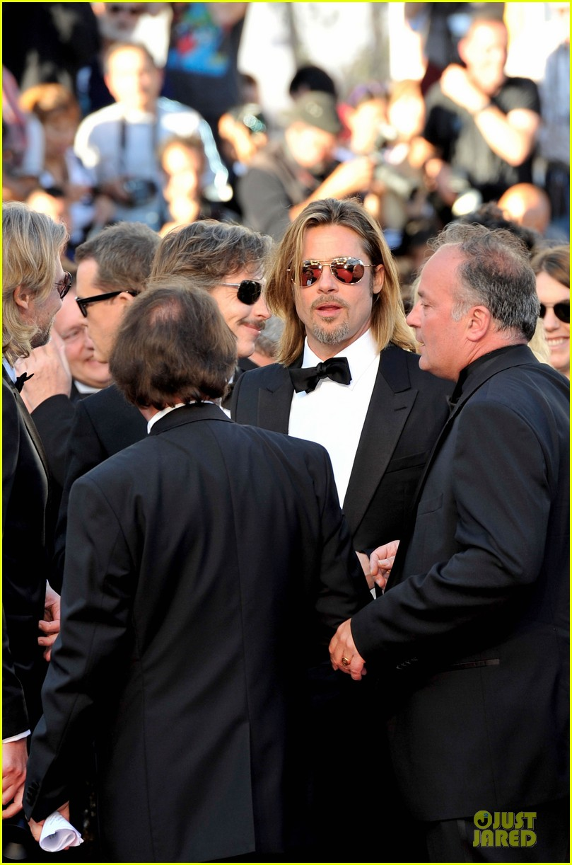 brad pitt killing softly cannes premiere 06