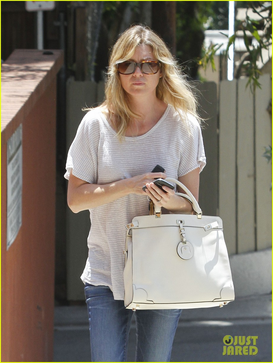 ellen pompeo books lakers 102664144