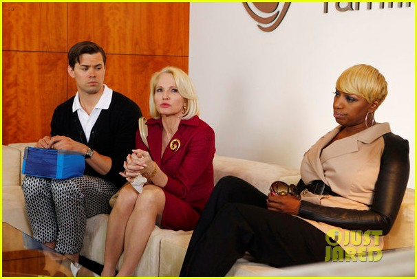 andrew rannells justin bartha baby bumps for new normal 032661212