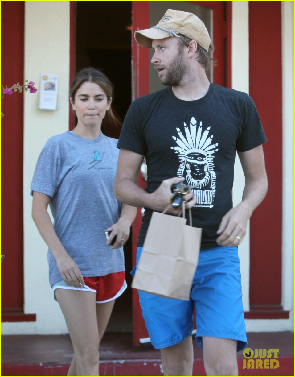 nikki reed paul mcdonald workout 08