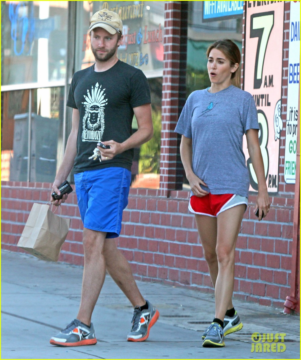 nikki reed paul mcdonald workout 10