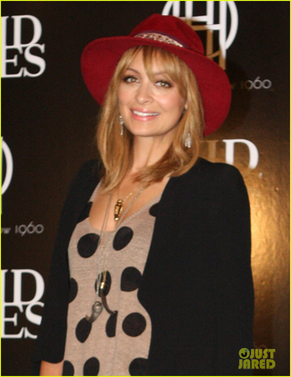 nicole richie line launch david jones 02