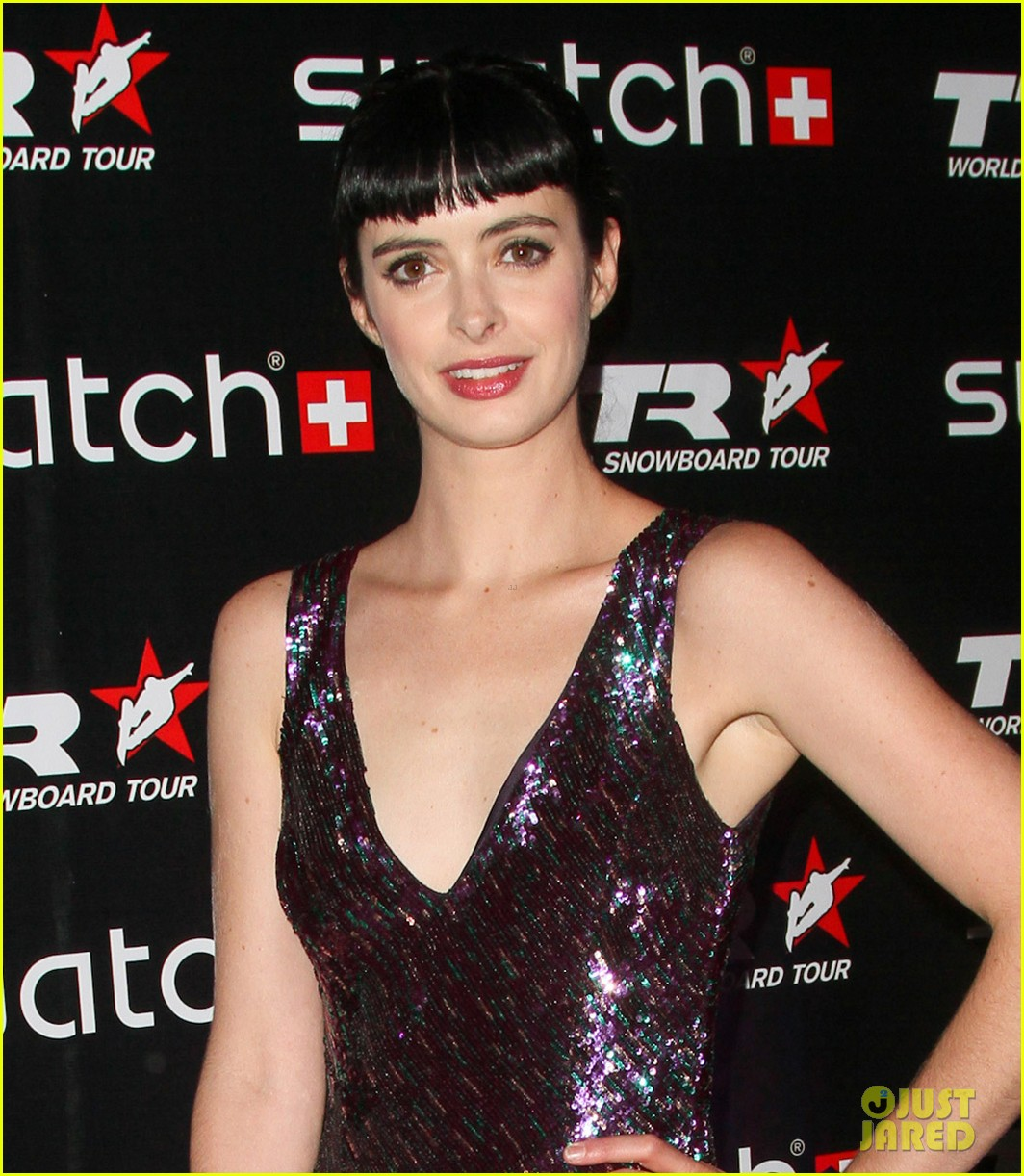 krysten ritter swatch event 032660896
