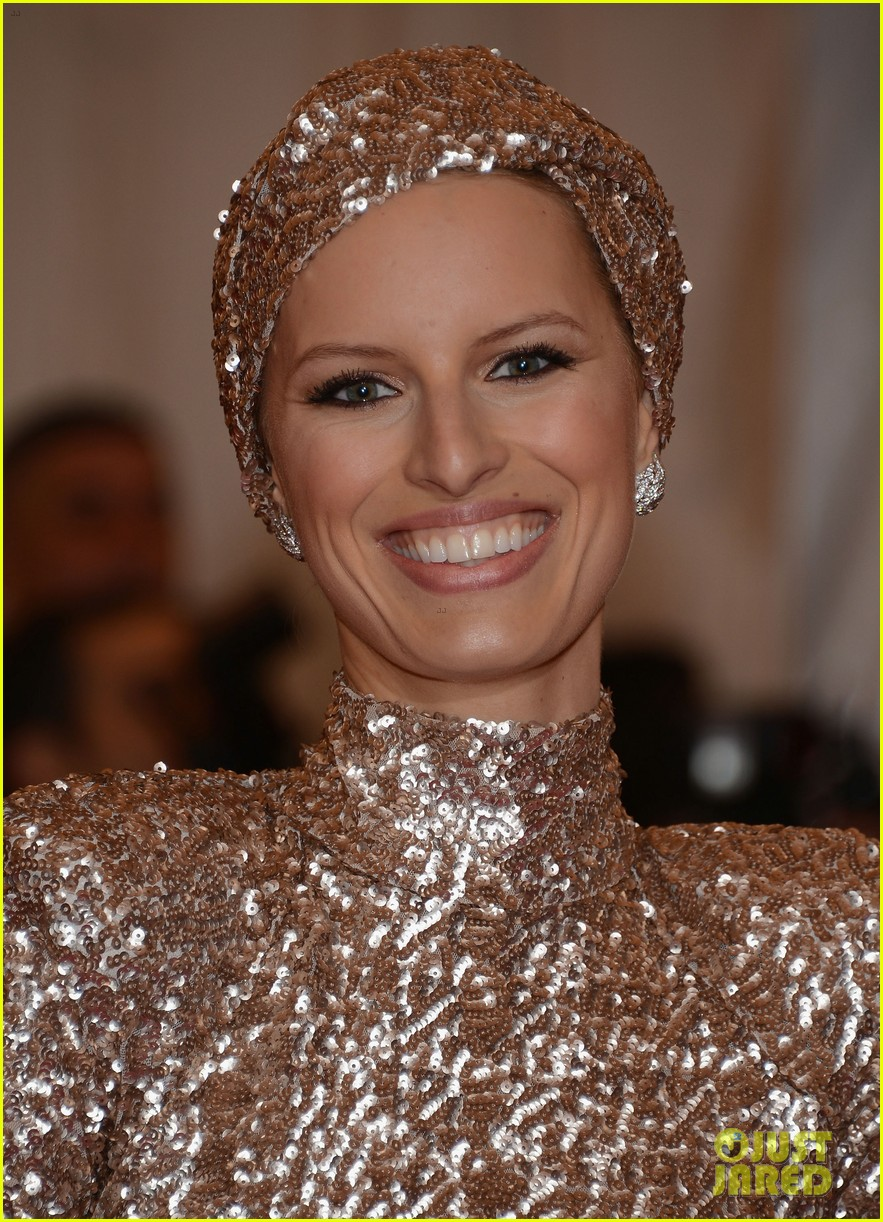 coco rocha karolina kurkova met ball 2012 04