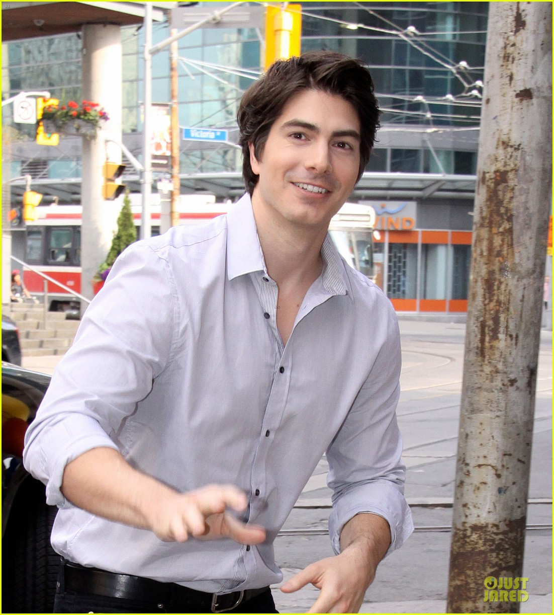 brandon routh workout - photo #38