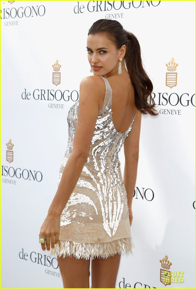 irina shayk grisogono photo call cannes 072665323
