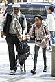 willow smith catches flight at lax with mom dad 05