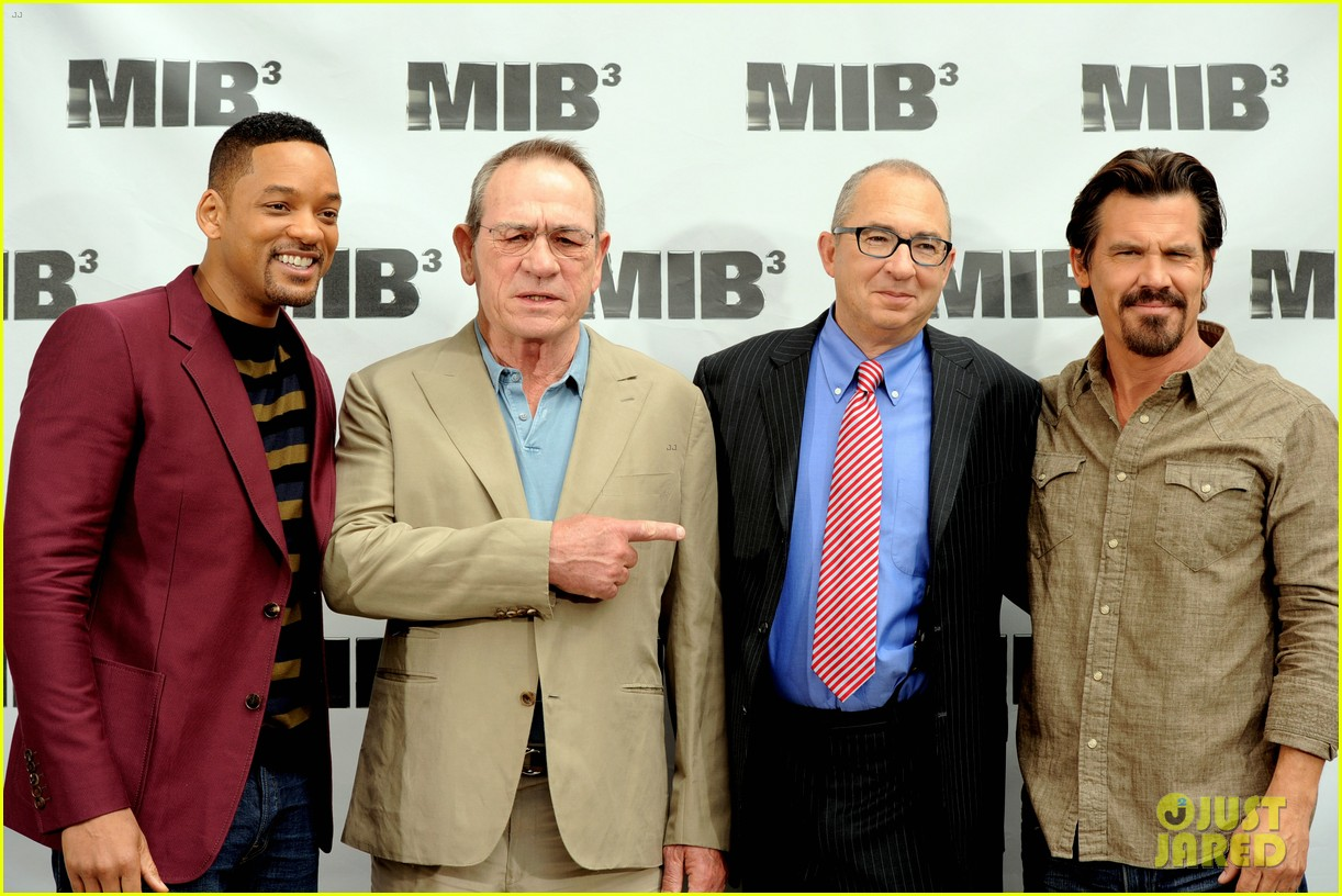 will smith mib 3 photo call 082656790