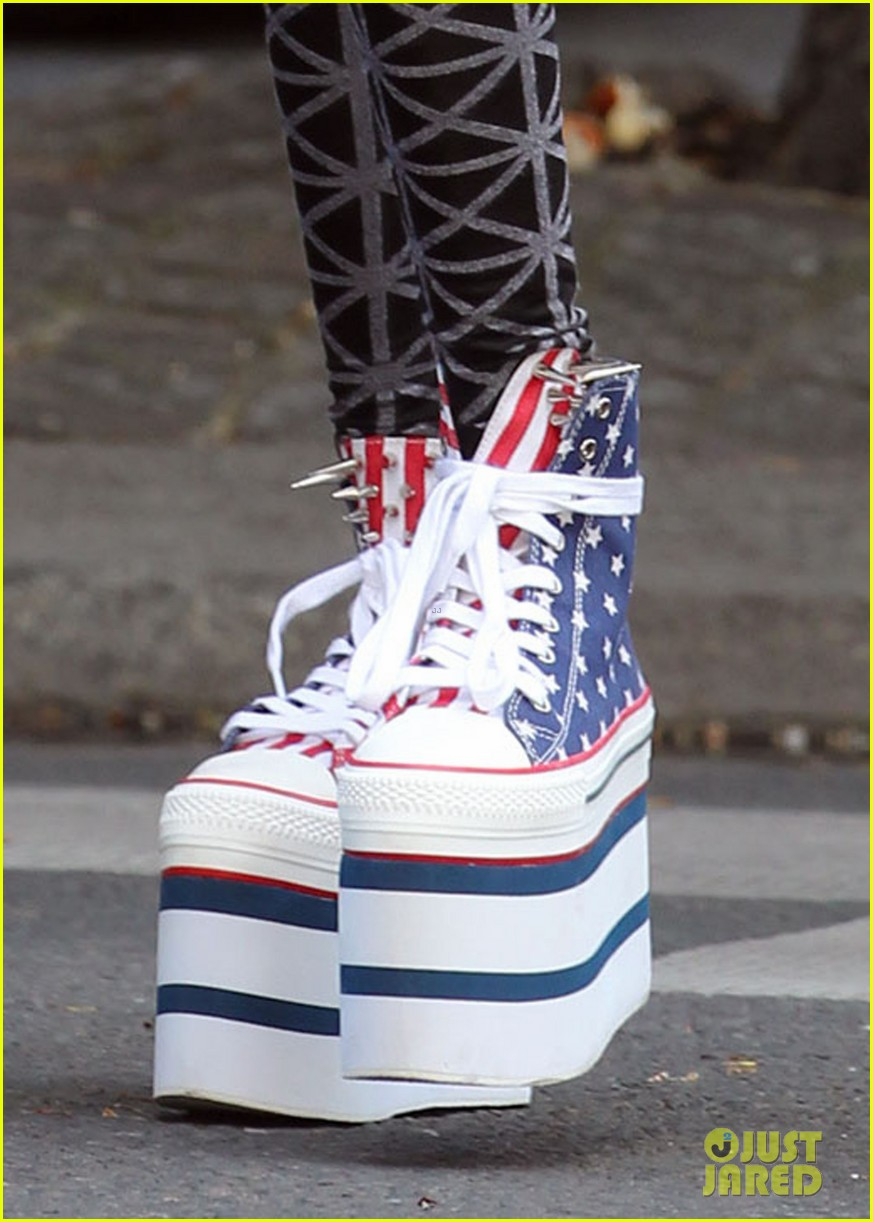 willow smith stars stripes sky high sneakers 17