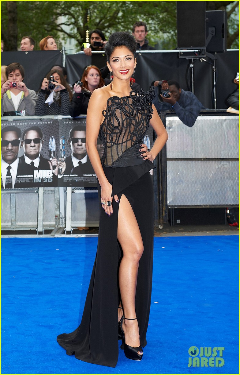 will smith nicole scherzinger men black uk premiere 10