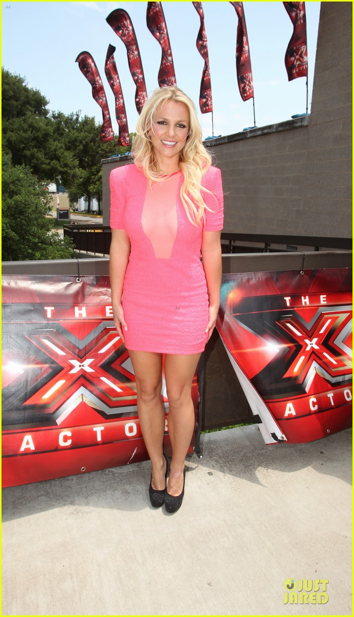 britney spears x factor 01