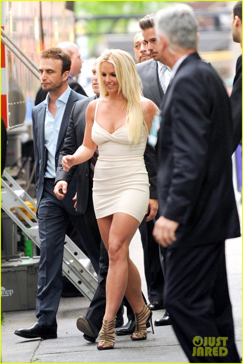 britney spears demi lovato fox upfronts 07
