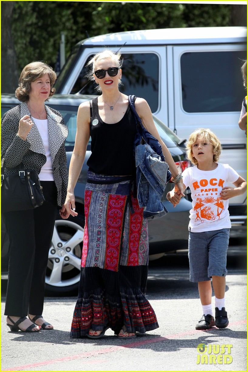gwen stefani kids party 06