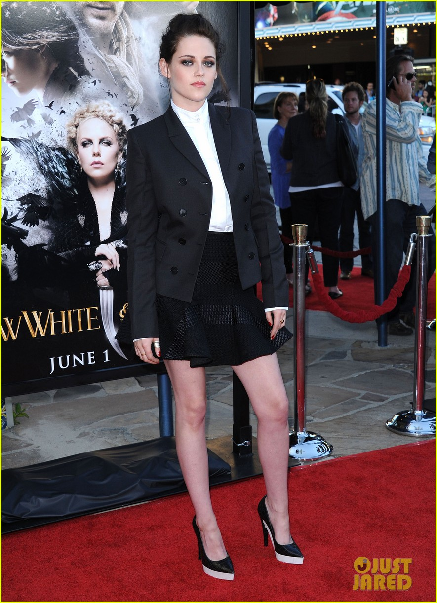 kristen stewart snow white huntsman screening 10