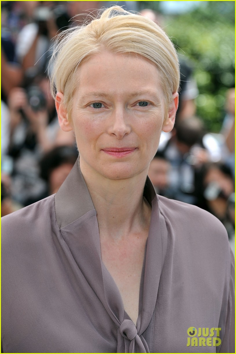 tilda swinton moonrise kingdom photo call 21