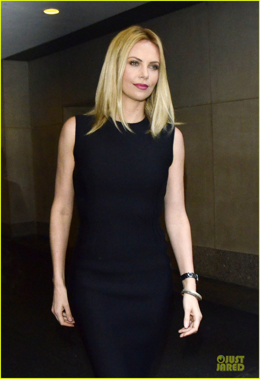 charlize theron today show 02