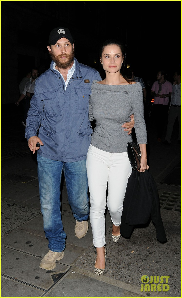 tom hardy prometheus afterparty 01