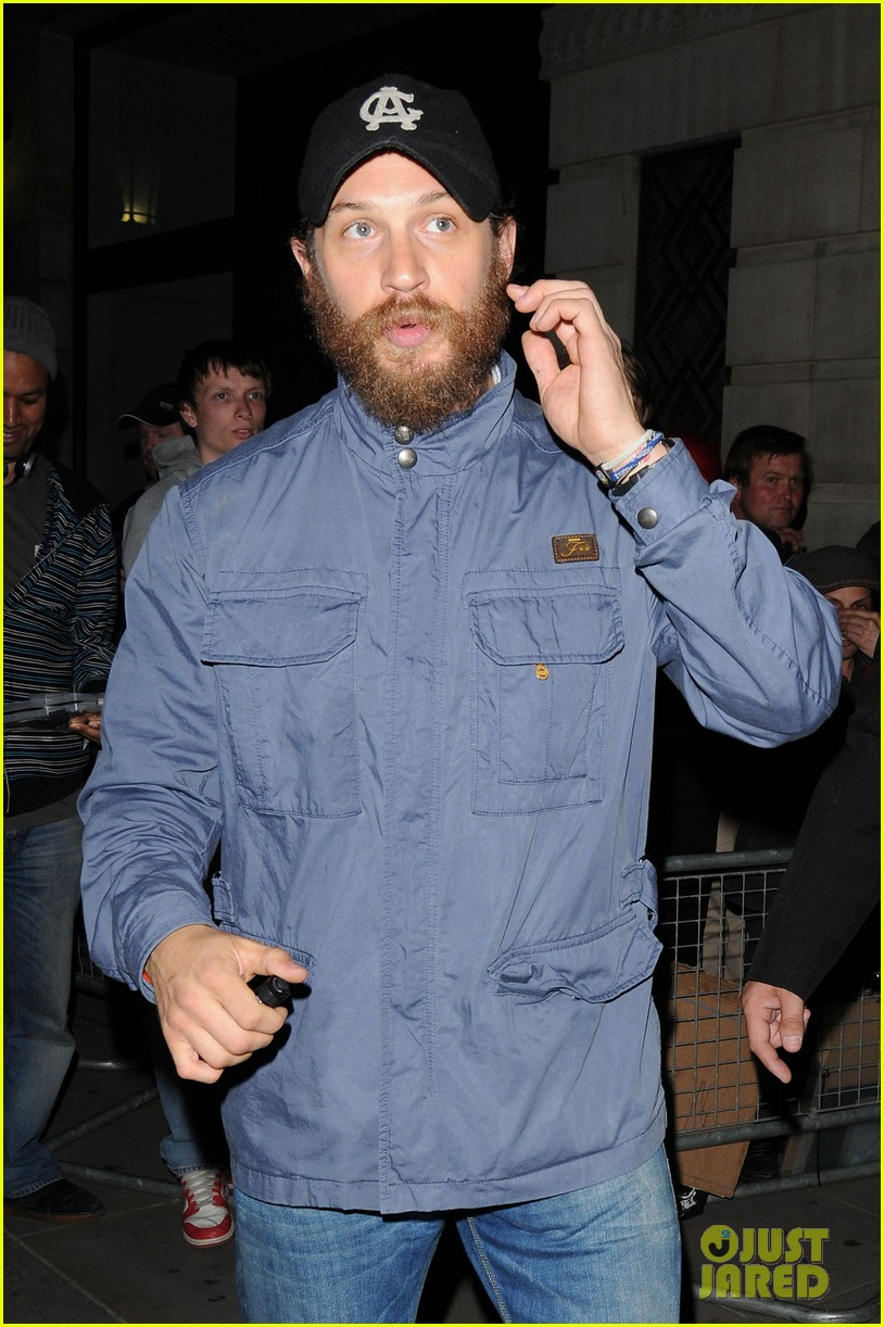 tom hardy prometheus afterparty 022668988