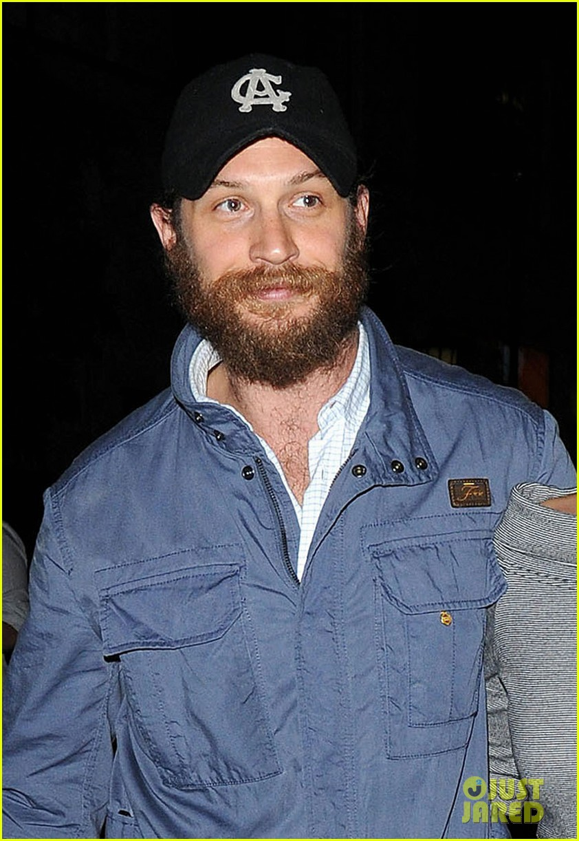 tom hardy prometheus afterparty 15