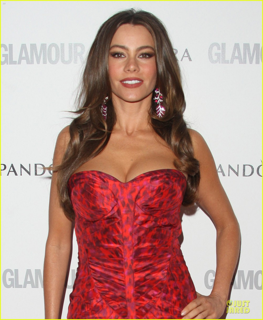 sofia vergara glamour awards 02