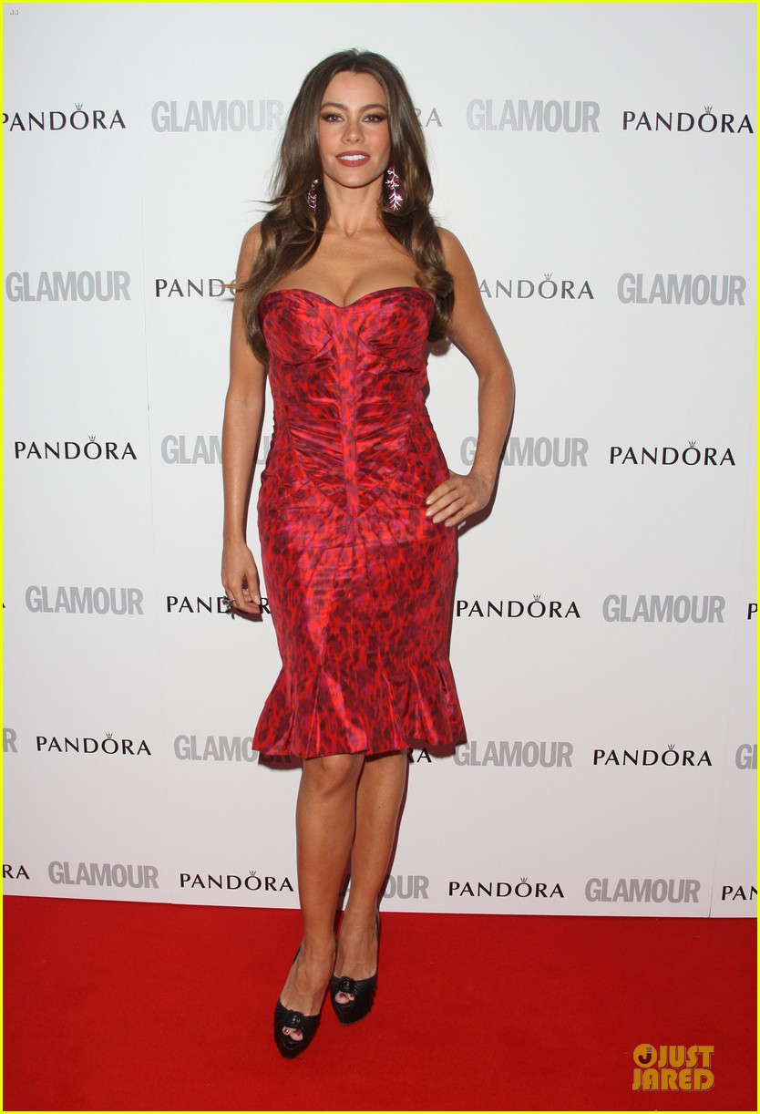 sofia vergara glamour awards 05
