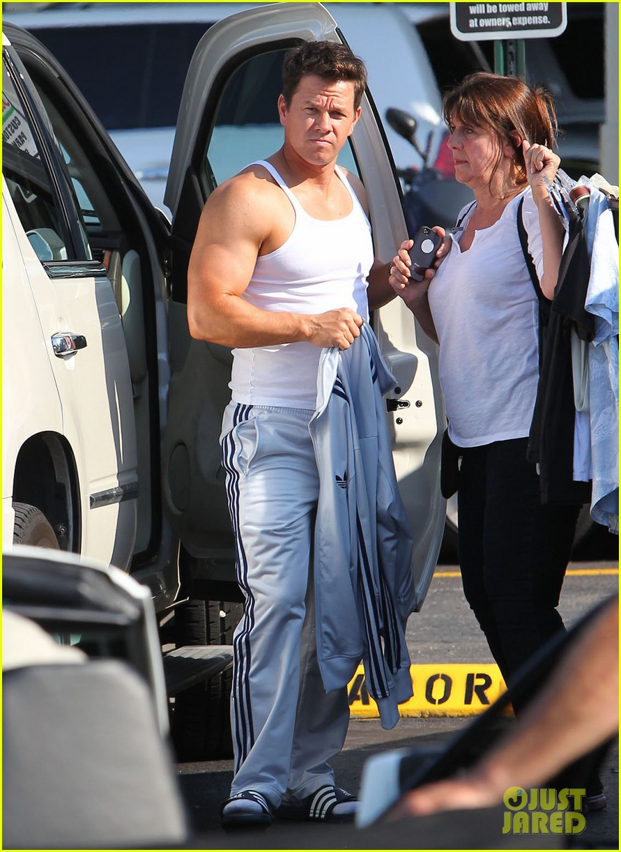 mark wahlberg pain and gain set 022668646