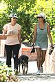 kate walsh walking dog 10