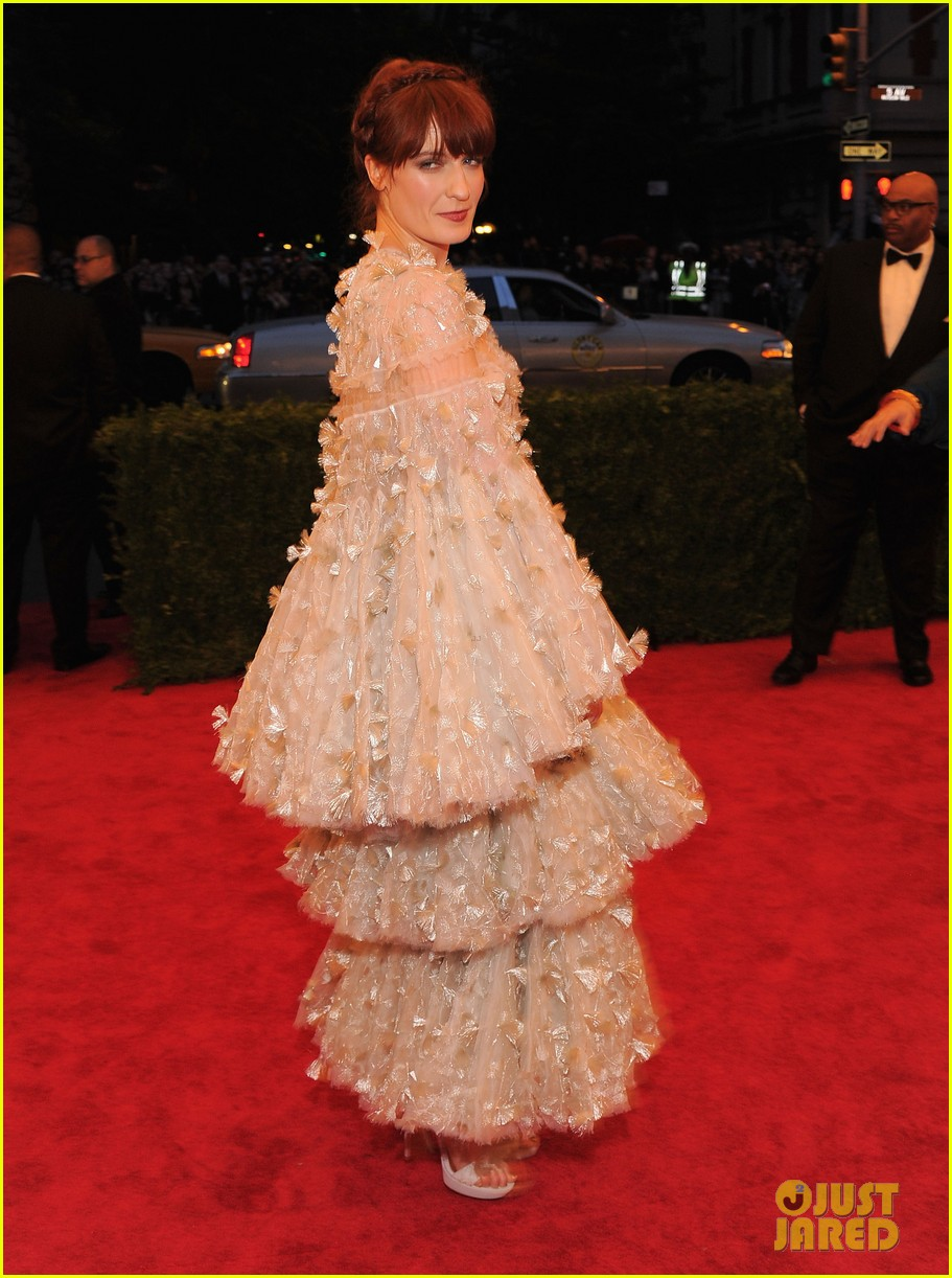florence welch 2012 met ball 042658632