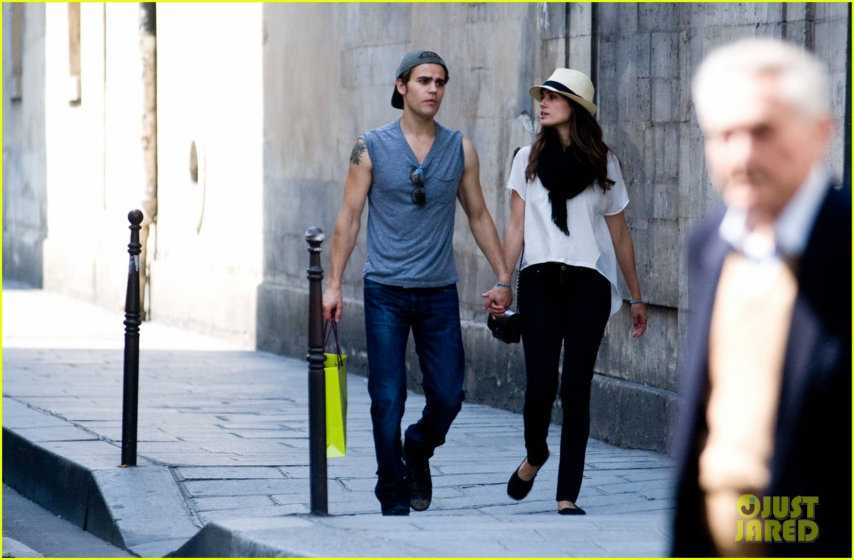 paul wesley torrey devitto parisian pair 04