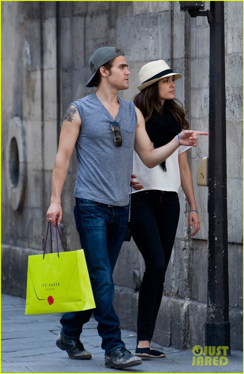 paul wesley torrey devitto parisian pair 052666647