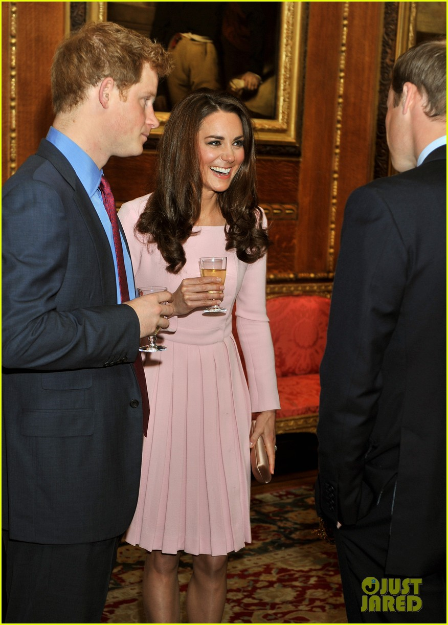 prince william duchess kate waterloo chamber reception 03