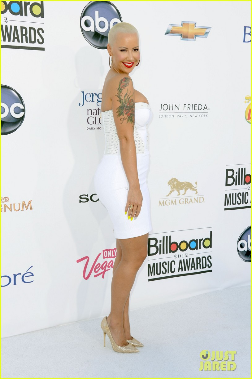 wiz khalifa amber rose billboard music awards 2012 012664777
