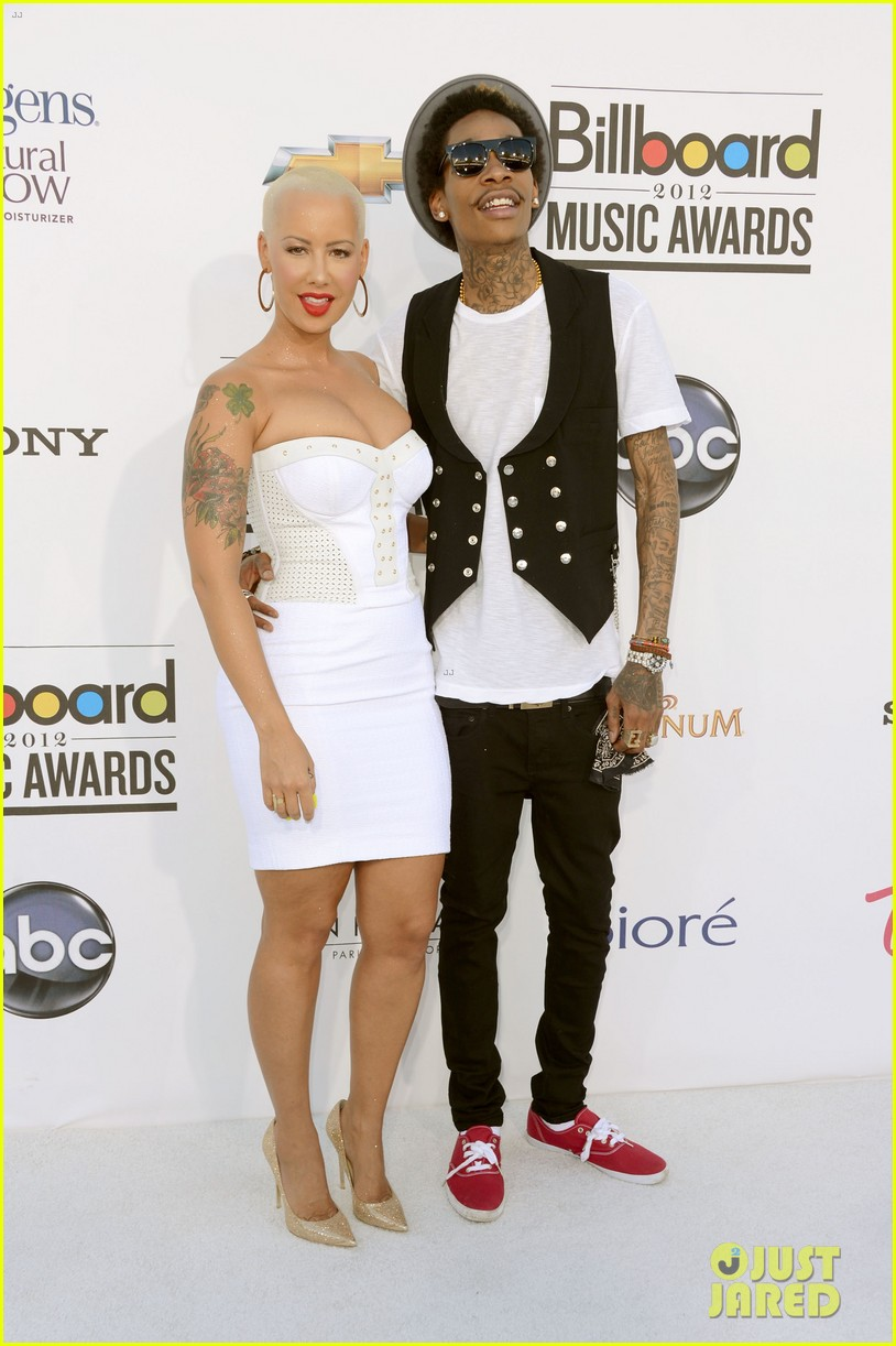 wiz khalifa amber rose billboard music awards 2012 032664779