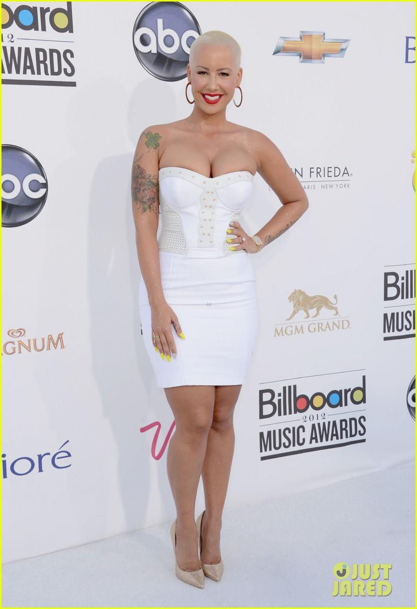 wiz khalifa amber rose billboard music awards 2012 052664781