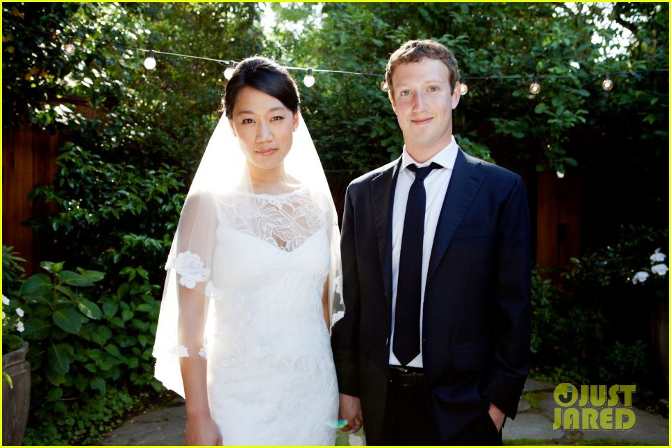 mark zuckerberg married to priscilla chan
