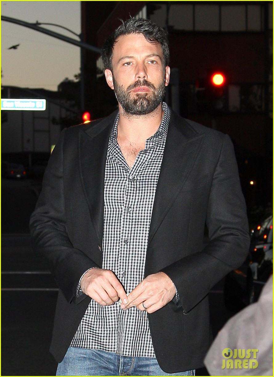 ben affleck solo stroll on anniversary 092681339