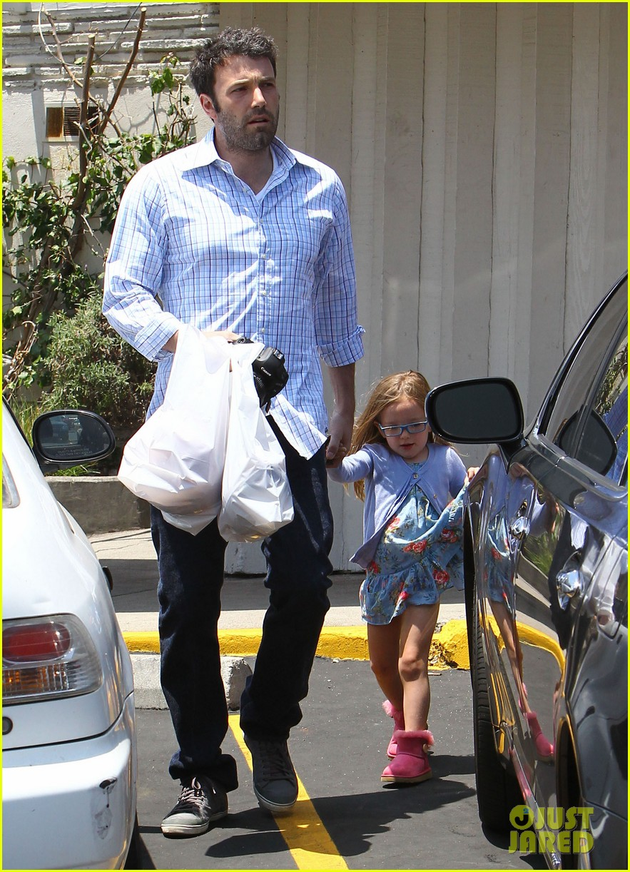 garner affleck family time 11