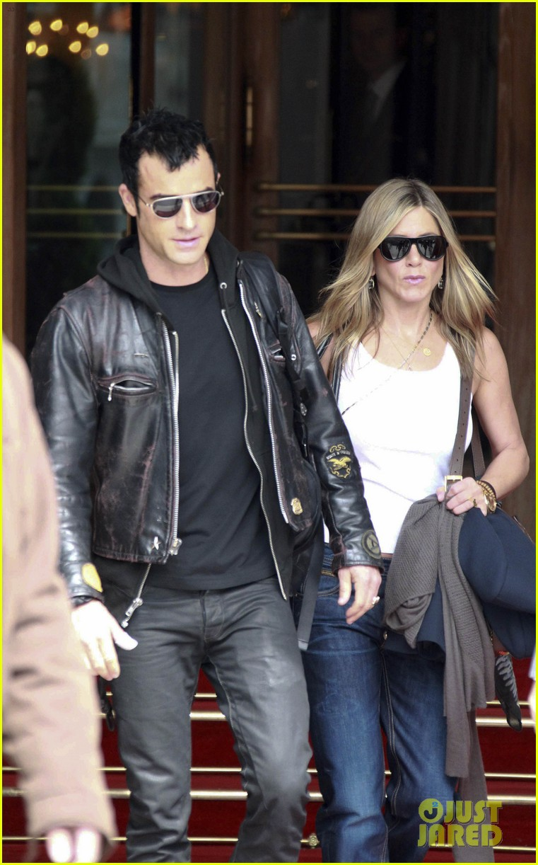 jennifer aniston justin theroux ritz carlton couple 022674909