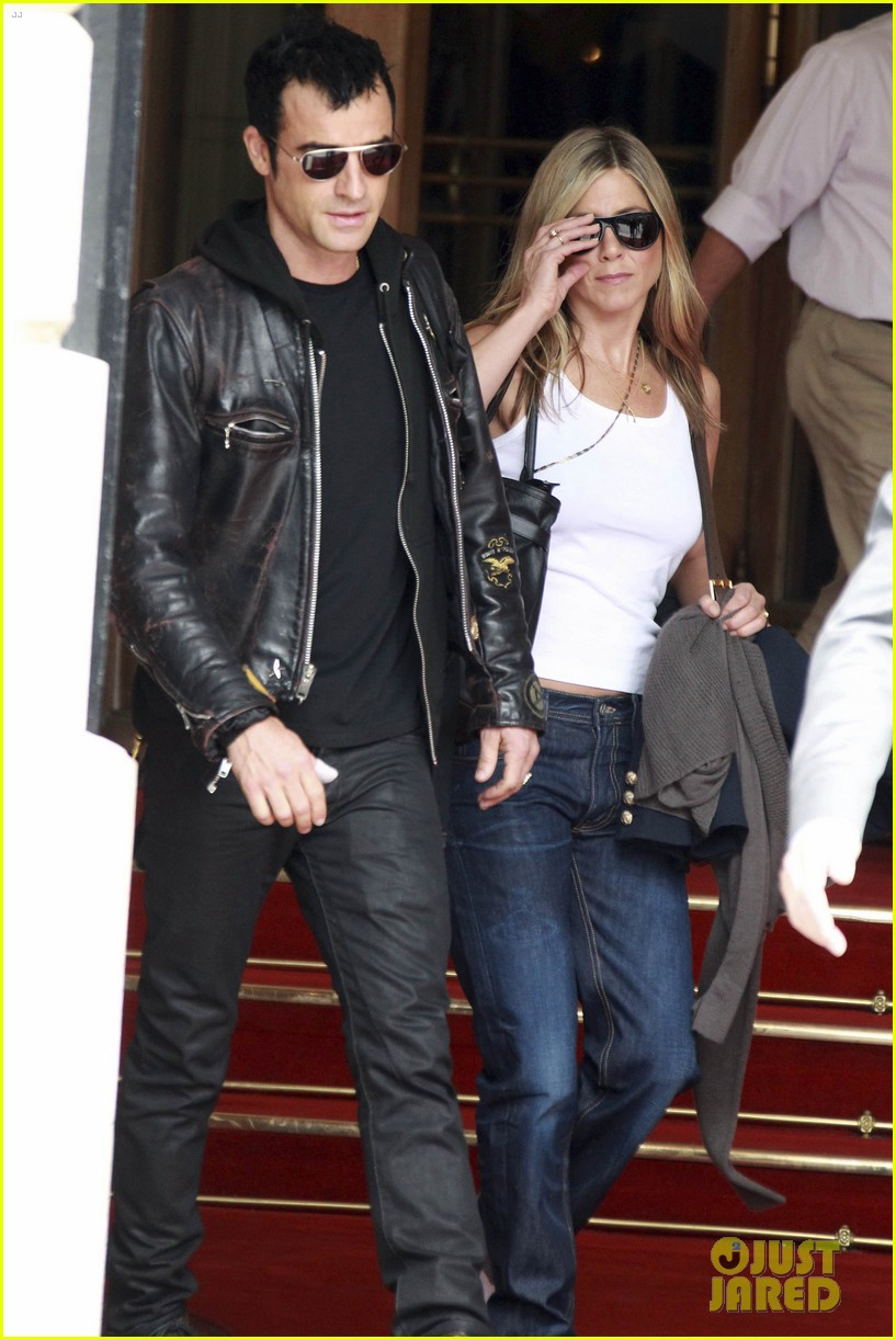 jennifer aniston justin theroux ritz carlton couple 052674912