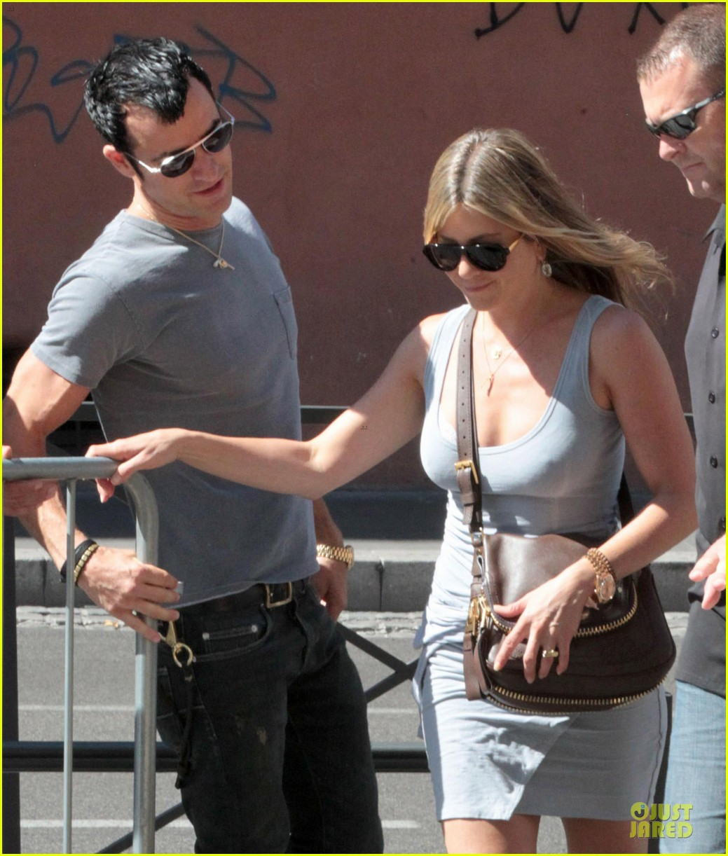 jennifer aniston justin theroux rome 052675363