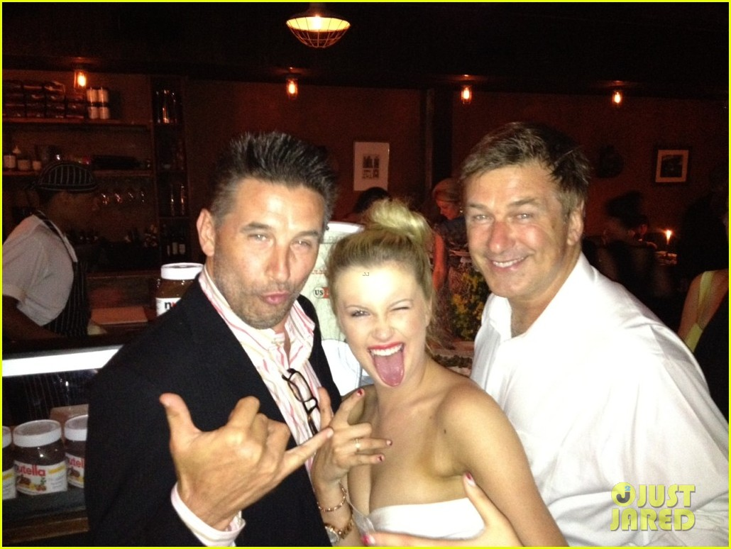 alec baldwin daughter ireland party before wedding 032681273