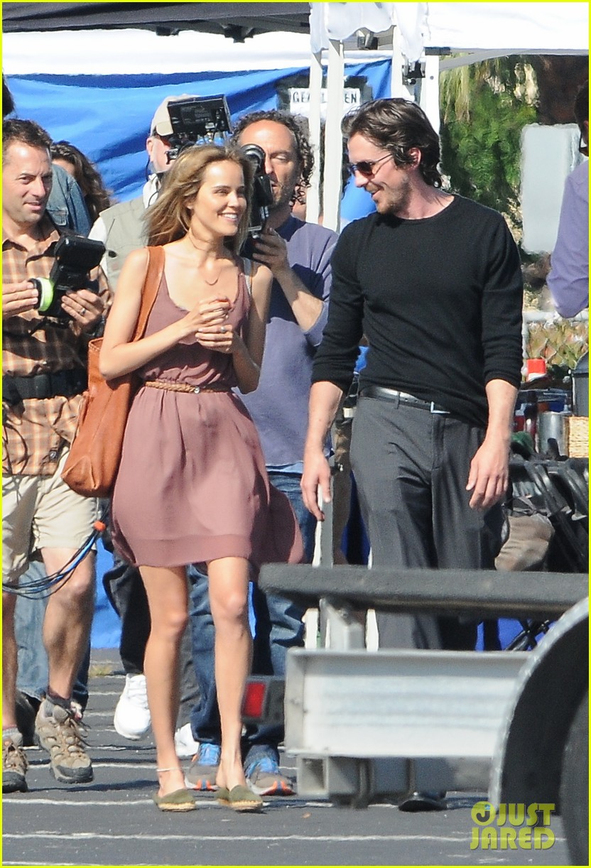 christian bale isabel lucas knight of cups set 15