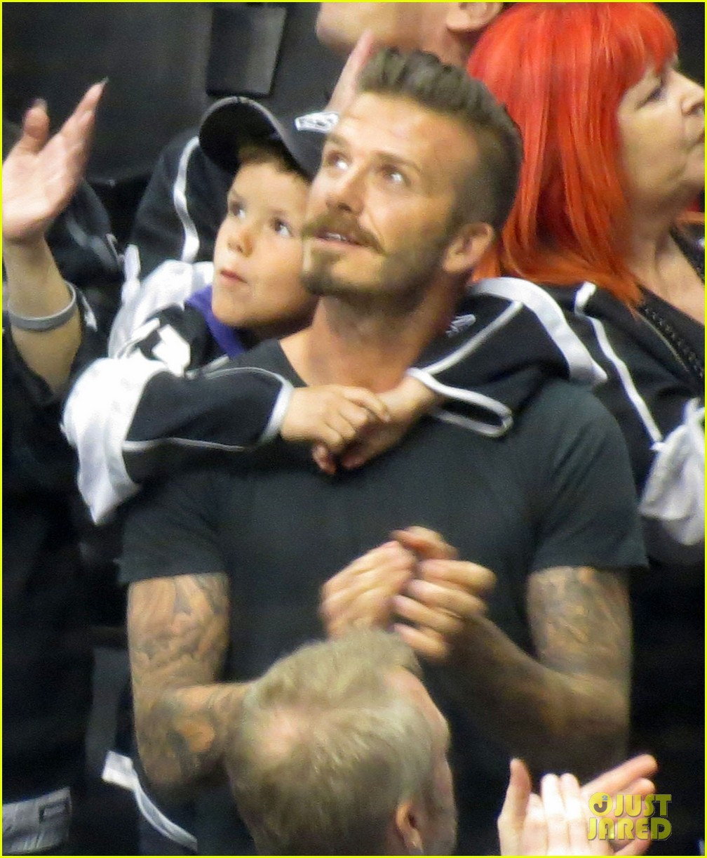 beckham boys at the stanley cup 04