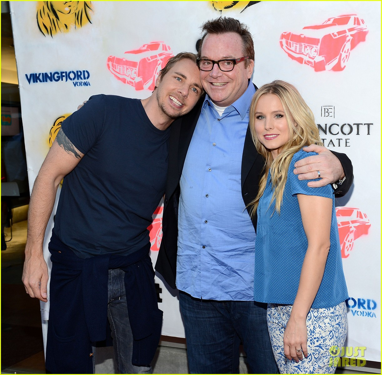 kristen bell hit and run screening with dax shepard 032680730