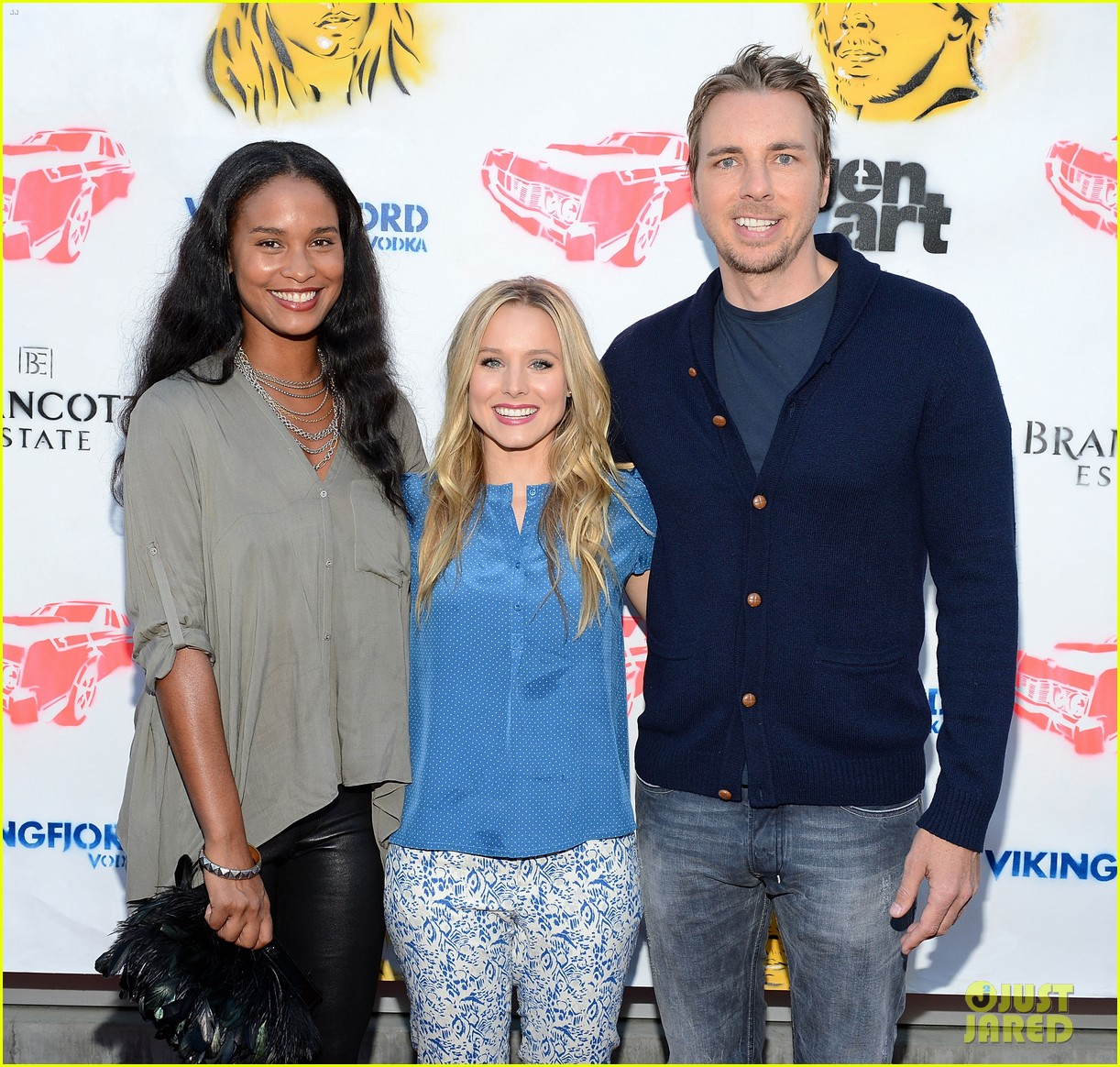 kristen bell hit and run screening with dax shepard 052680732