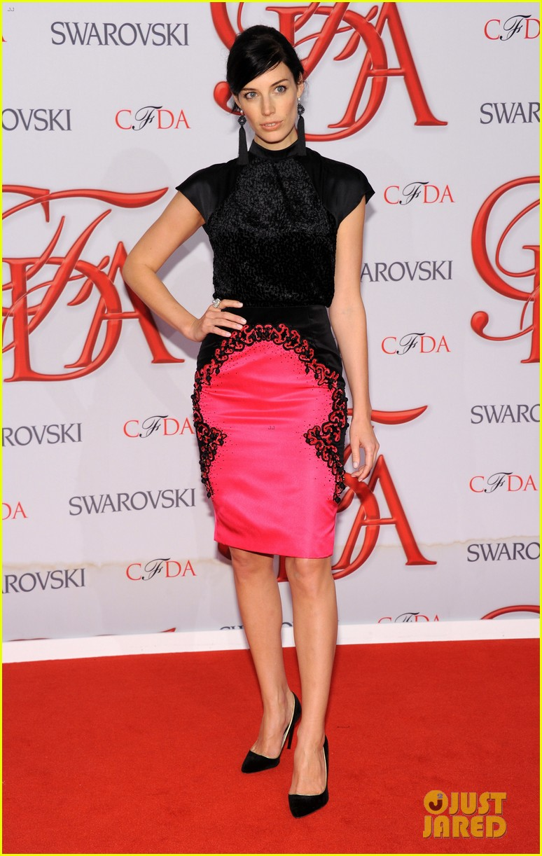 matt bomer jessica pare cfda fashion awards 2012 052670535