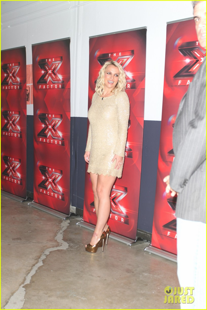 britney spears demi lovato san francisco x factor auditions 082675971