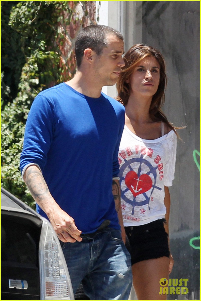 elisabetta canalis steve o step out 062678770